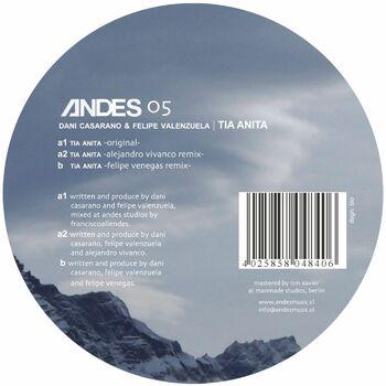 Tia Anita cover