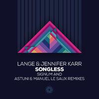 Songless (Signum rmx) - LANGE-JENNIFER KARR
