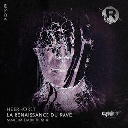 Album cover of La renaissance du rave