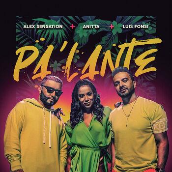 Pa' Lante cover
