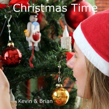 Christmas Time (feat. Brian Barker, Mellisa McSherry & Jasmine Barker) cover