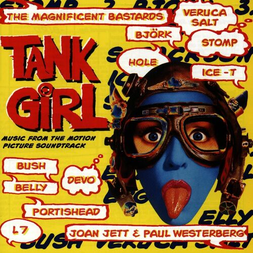 Tank Girl  [Sound Track][MP3][320 kbps]