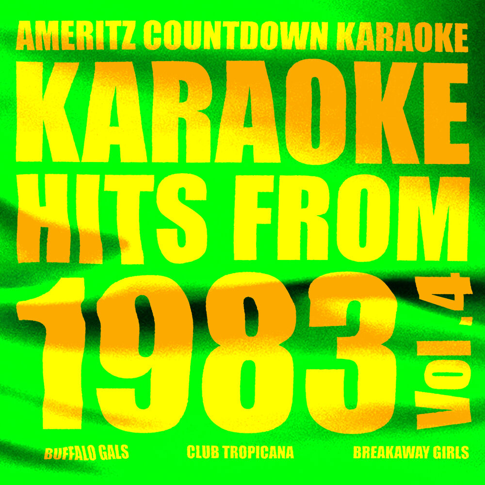 Breakaway (In the Style of Tracey Ullman) [Karaoke Version]