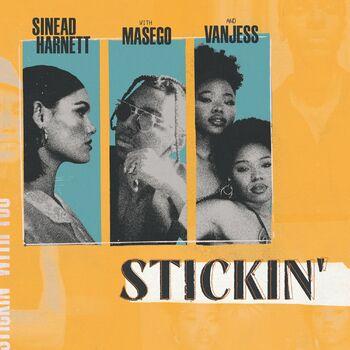 Stickin' (feat. Masego & VanJess) cover