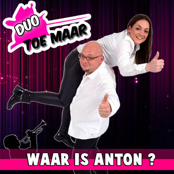 Waar is Anton? cover