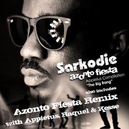 Album cover of Azonto Fiesta
