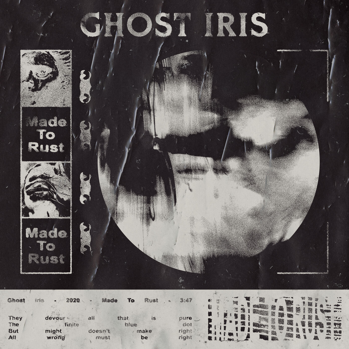 Ghost Iris - Made to Rust [single] (2020)