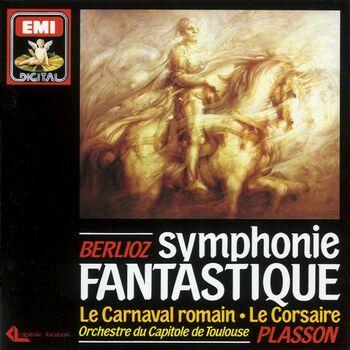 Berlioz: Le Carnaval romain, Op. 9, H. 95 cover