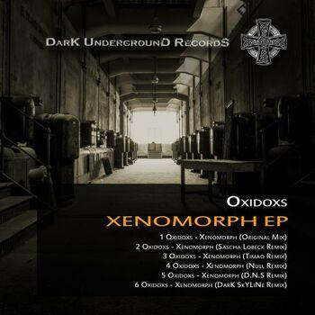Xenomorph cover