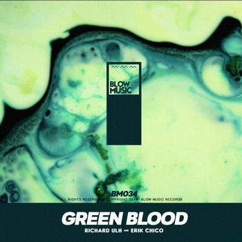Green Blood cover