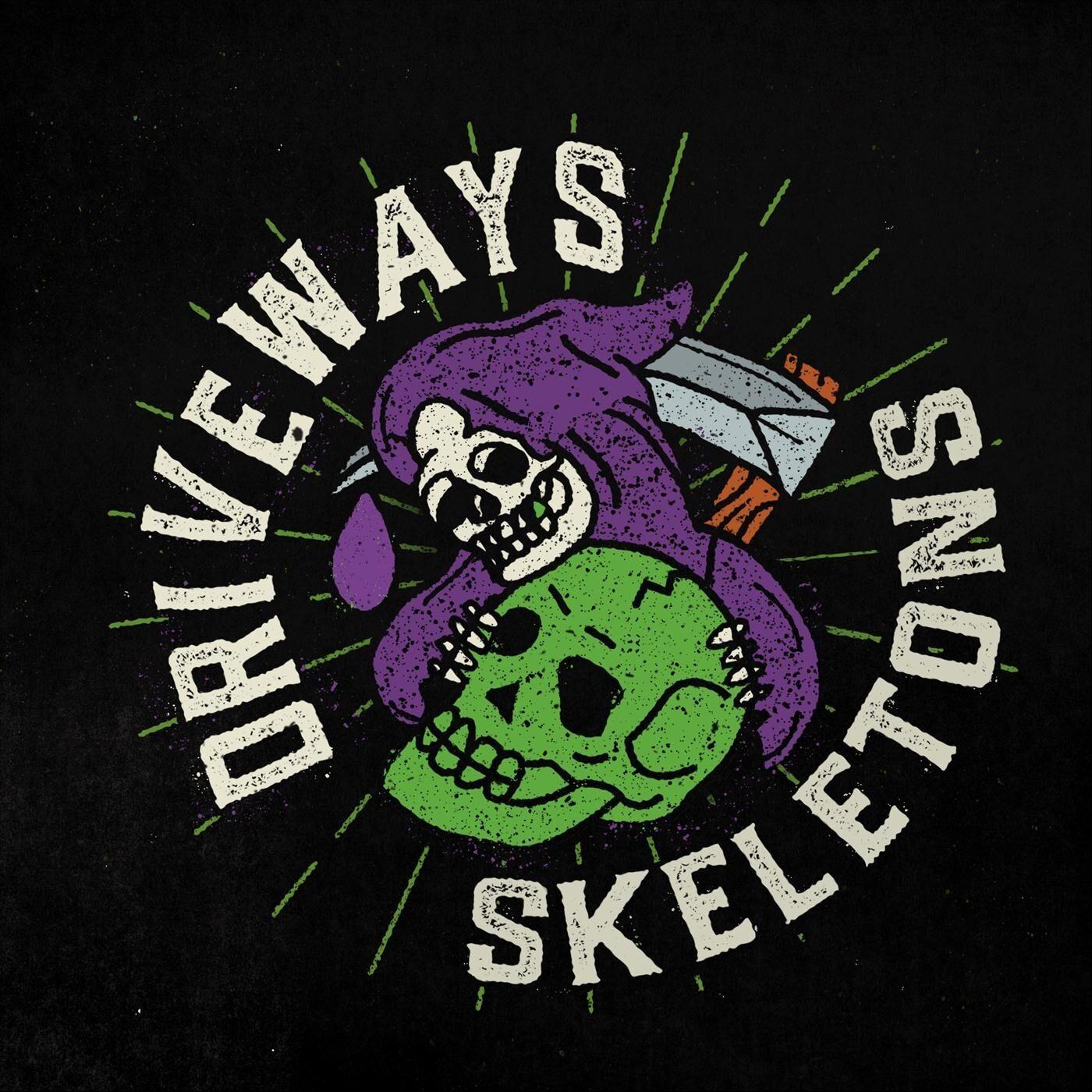 Driveways - Skeletons [EP] (2019)