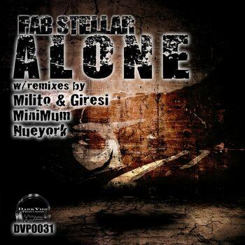 Alone cover