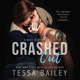 Album cover of Crashed Out - Made in Jersey, Book 1 (Unabridged)