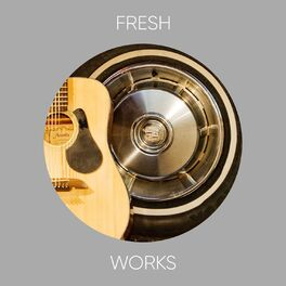 Album cover of # Fresh Works