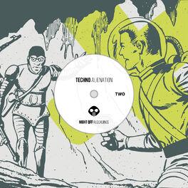 Album cover of Techno Alienation Two