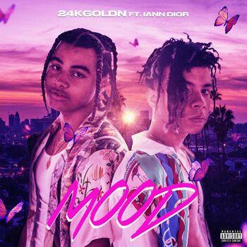 Mood (feat. iann dior) cover