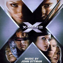 Album cover of X-Men 2