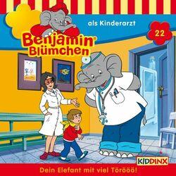 Folge 22 - Benjamin Blümchen als Kinderarzt