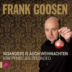 Woanders is auch Weihnachten - Krippenblues Reloaded Audiobook