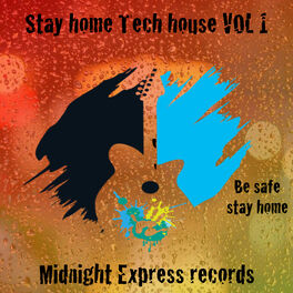 Album cover of Stay home Tech house VOL 1