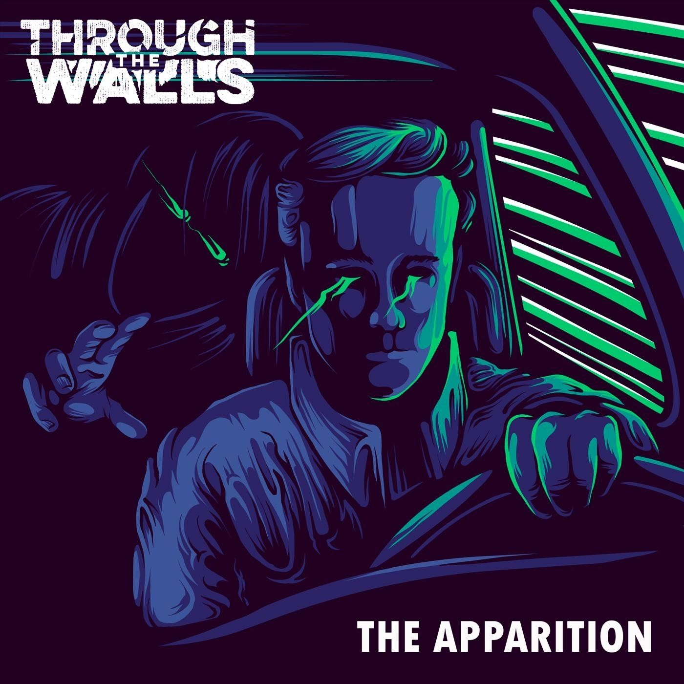Through the Walls - The Apparition [single] (2020)
