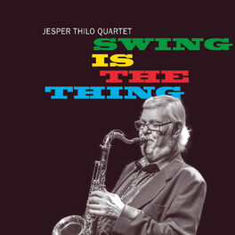 Album cover of Swing is the Thing