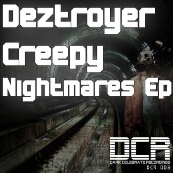 Creepy Nightmares cover