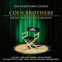Album cover of The Director's Choice: The Coen Brothers