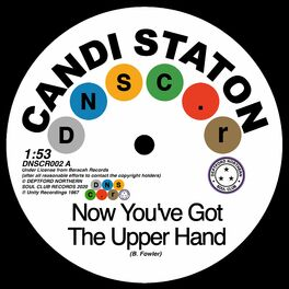 Album cover of Now You've Got The Upper Hand