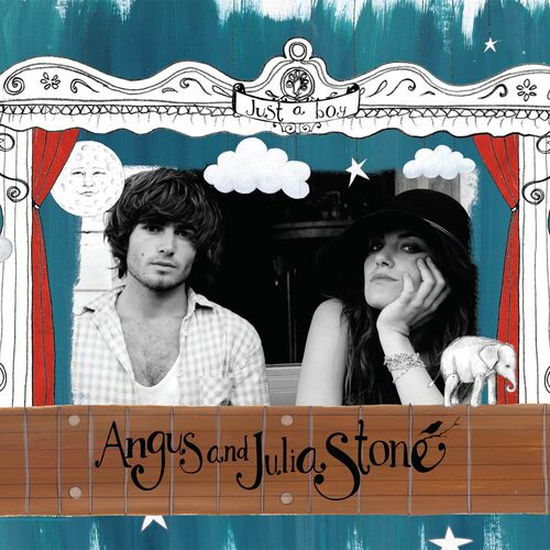 Baixar EP Just A Boy – EP – Angus & Julia Stone (2010) Grátis
