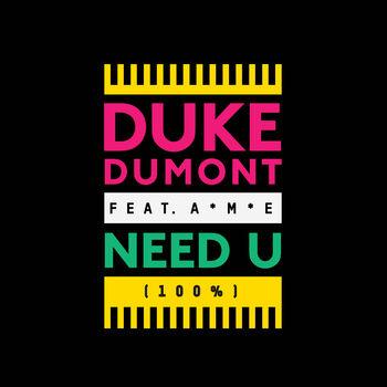 Need U (100%) (feat. A*M*E) (Radio Edit) cover