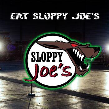 Eat Sloppy Joe's cover