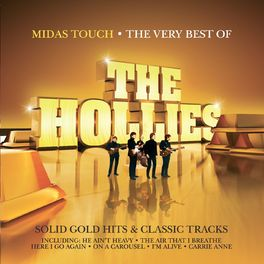 Album cover of Midas Touch - The Very Best of the Hollies