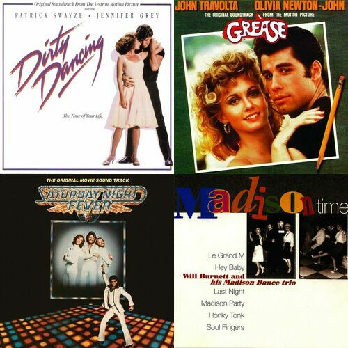 Dirty dancing & Grease & Bee Gees playlist - Listen now on