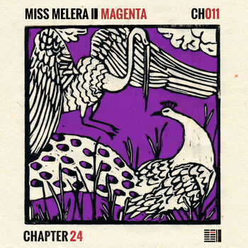 Magenta (Dave Seaman Edition) cover