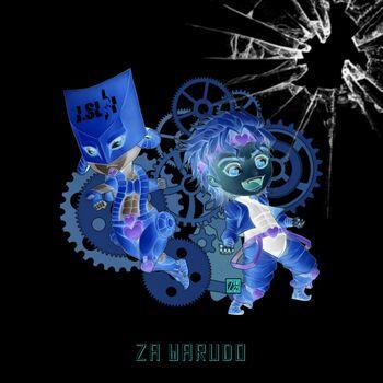 Za Warudo cover