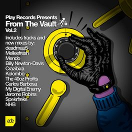 Album cover of From The Vault Vol.2