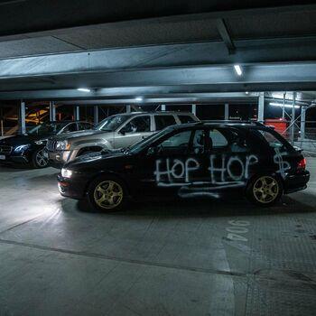 hop hop cover