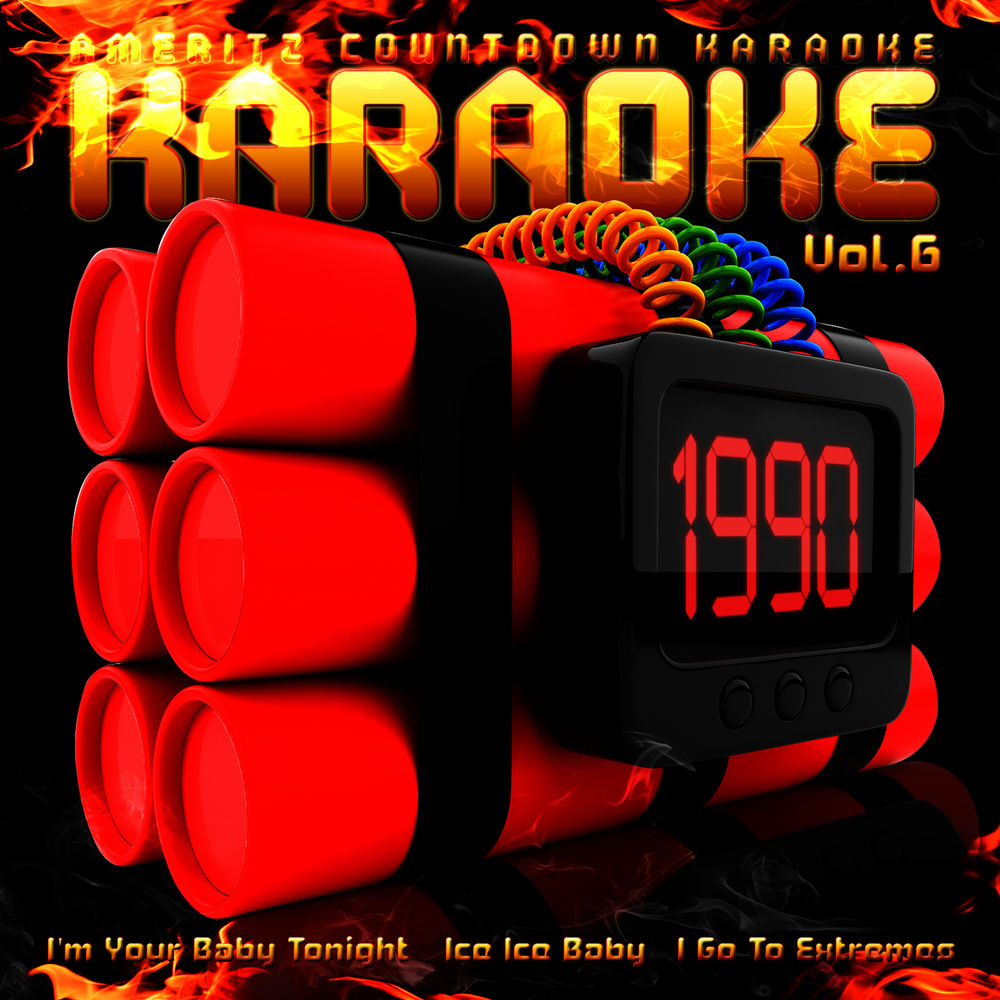 I Promised Myself (In the Style of Nick Kamen) [Karaoke Version]