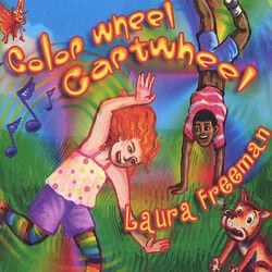 Color Wheel Cartwheel