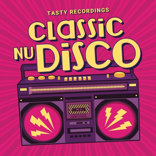 VA – Classic Nu Disco [Tasty Recordings]