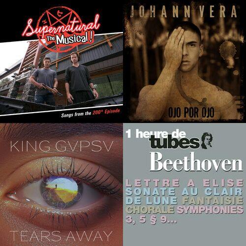 Supernatural Soundtrack - All Seasons + (MOOVAL) playlist - Listen