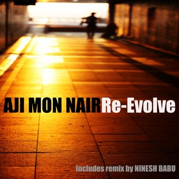 Re-Evolve cover