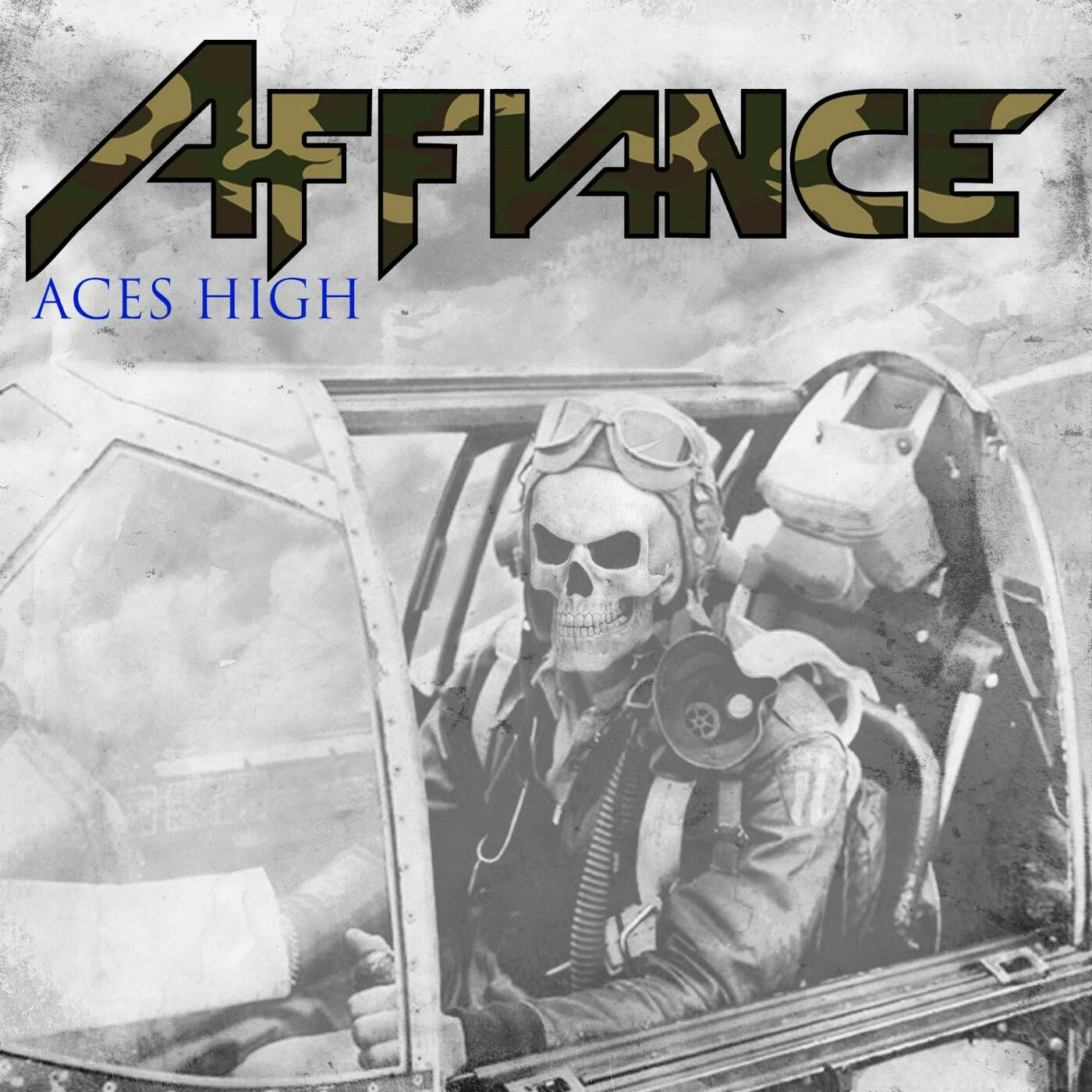 Affiance - Aces High [single] (2016)