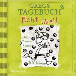 Gregs Tagebuch 8 - Echt übel! Audiobook
