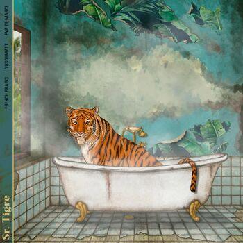 Sr. Tigre (French Braids Rework) cover
