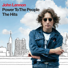 Album cover of Power To The People - The Hits