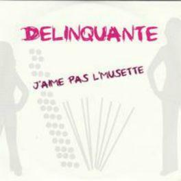Album cover of J'aime pas l'musette