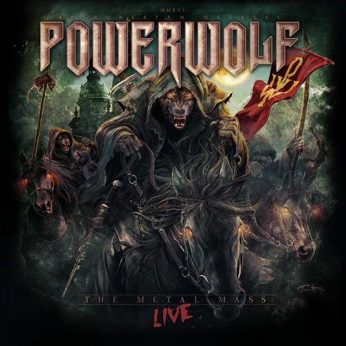 Pochette de l'album The Metal Mass  Live