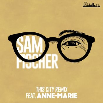 This City Remix (feat. Anne-Marie) cover